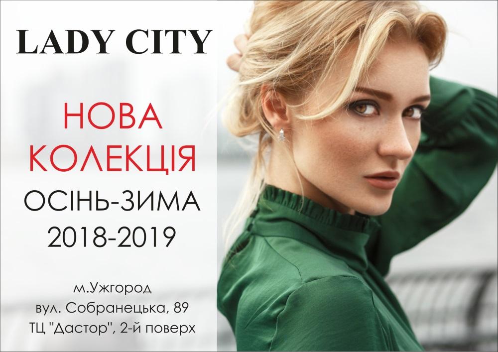 Lady city